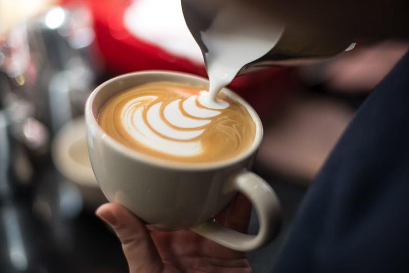 Cappuccino con Talizia Instant Espresso